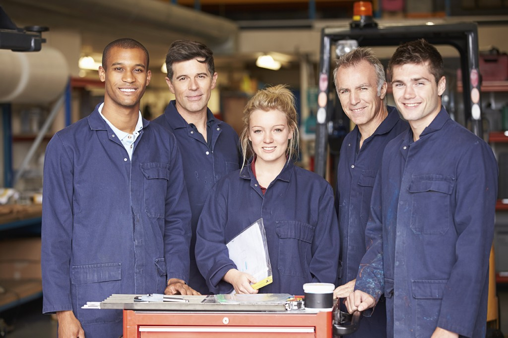 5 Key Traits When Choosing an Industrial Staffing Partner