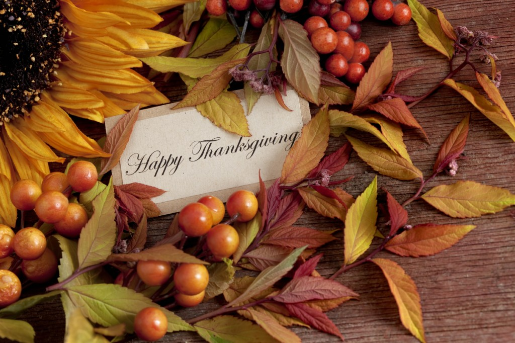 Happy Thanksgiving from Penmac Staffing!