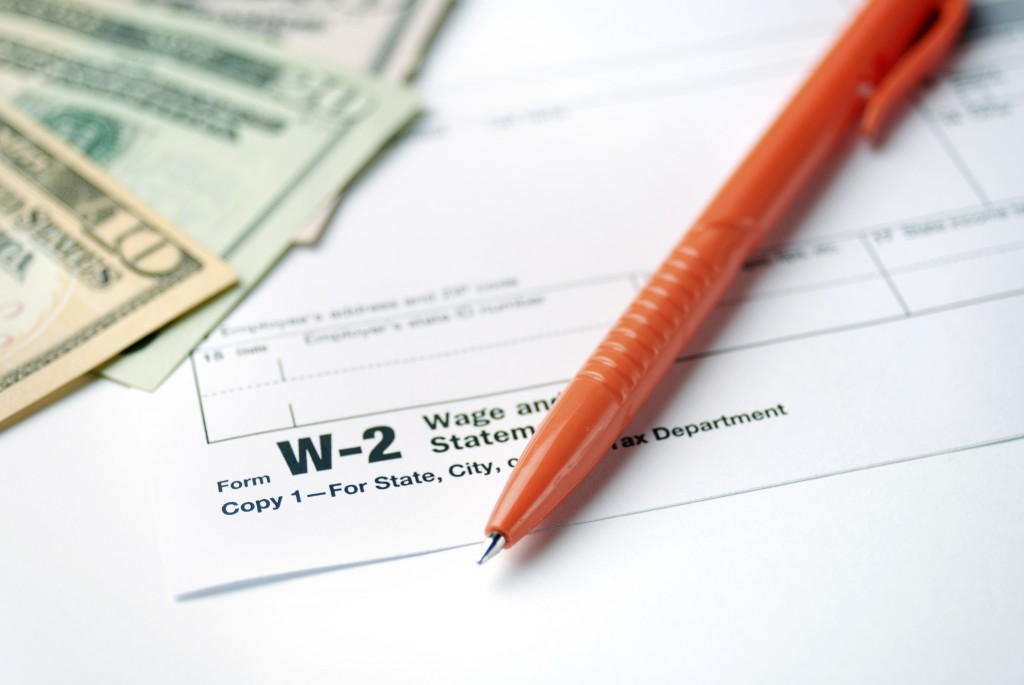 2014 W-2 Forms Now Online