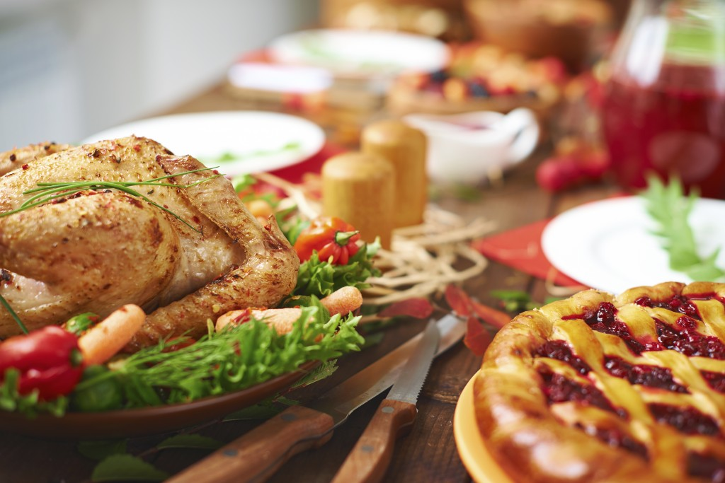 How Thanksgiving Can Remind You of Your Job Search