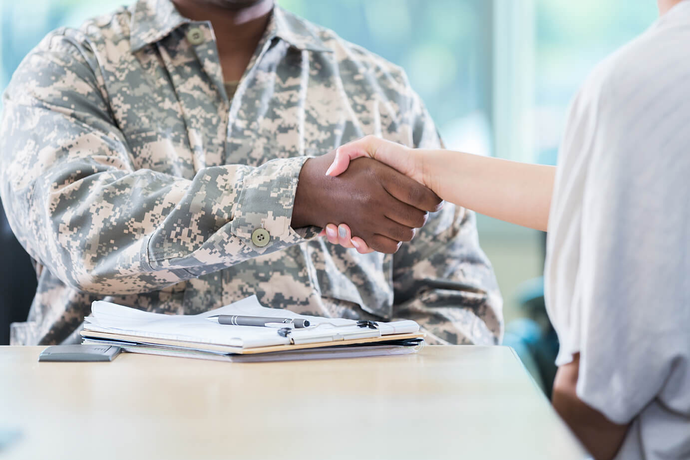 Interview Tips for Veterans
