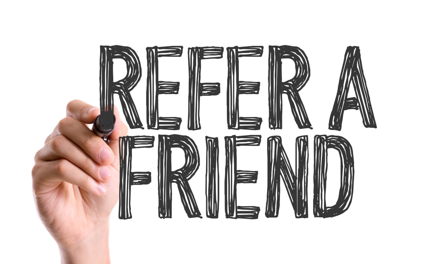 Refer a Friend and You Each get a Bonus!
